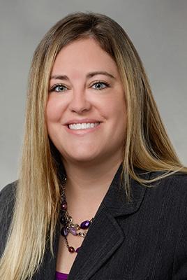 Staff Angie Gleim