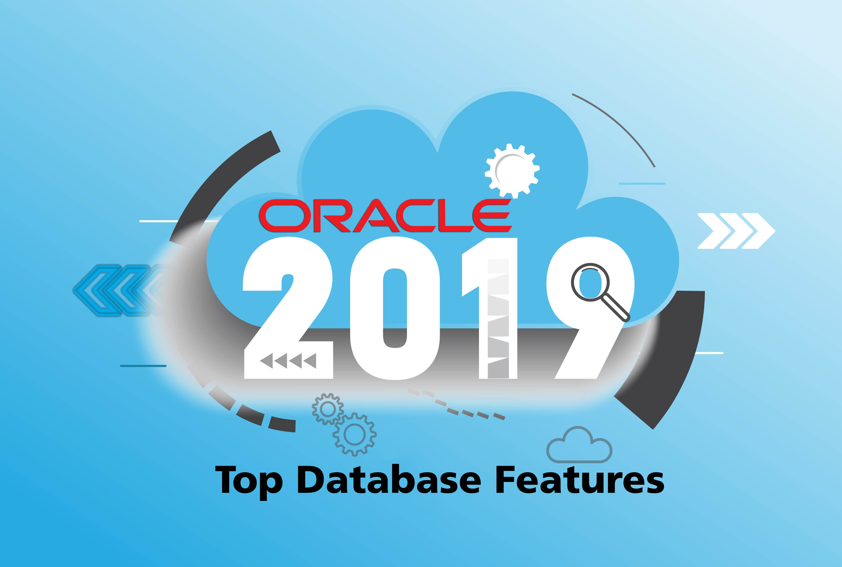 Top 5 Oracle Database Features 2019   Indy Data Partners